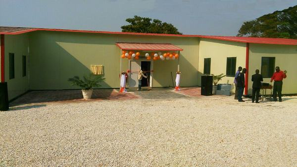 Wellcamp T-6 school prefabricated house