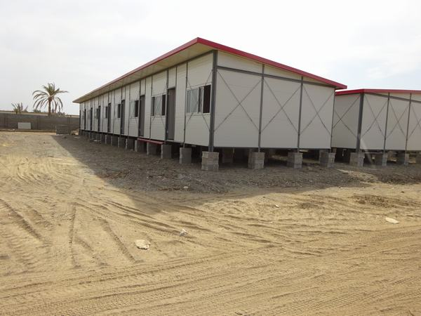 Wellcamp K-13 good looking prefabricated house