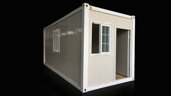 Wellcamp C-7 Flat Pack Container House