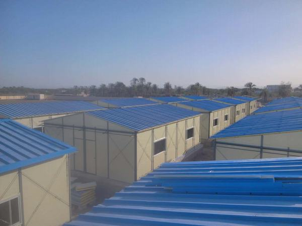 Wellcamp K-1 hot sale prefabricated house